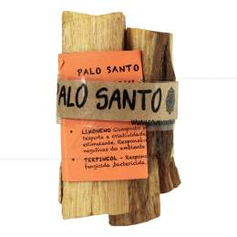 INCENSO PALO SANTO IN NATURA 50 G|UYUNI