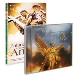 PROMOÇÃO KIT COMPANHIA DOS ANJOS – CD + DVD|VÁRIOS
