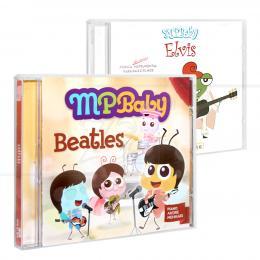 PROMOÇÃO KIT MPBABY ROCK - 2 CDS|VÁRIOS - MCD