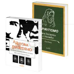 PROMOÇÃO KIT FUNDAMENTOS DO ESPIRITISMO – 2 LIVROS|DIONISI