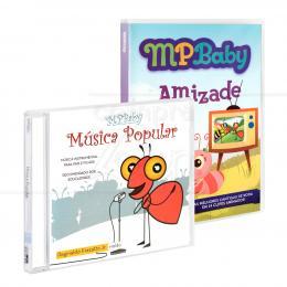 PROMOÇÃO KIT MPBABY ALEGRIA  – CD + DVD|MCD