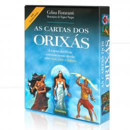 CARTAS DOS ORIXÁS, AS (INCLUI 16 CARTAS)|CELINA FIORAVANTI  -  PENSAMENTO