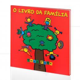 LIVRO DA FAMÍLIA, O|TODD PARR  -  PANDA BOOKS