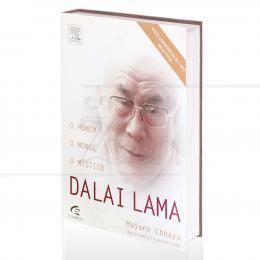 DALAI LAMA - O HOMEM, O MONGE, O MÍSTICO|MAYANK CHHAYA  -  ELSEVIER