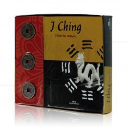 I CHING - O LIVRO DAS MUTAÇÕES (INCLUI 3 MOEDAS)|JUAN ECHENIQUE PÉRSICO  -  MELHORAMENTOS