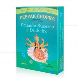 CRIANDO SUCESSO E DINHEIRO (INCLUI 50 CARTAS)|DEEPAK CHOPRA  -  PENSAMENTO