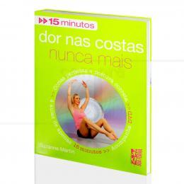 DOR NAS COSTAS NUNCA MAIS (INCLUI DVD)|SUZANNE MARTIN  -  MARCO ZERO