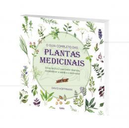 GUIA COMPLETO DAS PLANTAS MEDICINAIS|DAVID HOFFMANN - CULTRIX