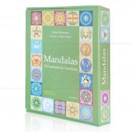 MANDALAS - 32 CAMINHOS DE SABEDORIA (INCLUI 32 CARTAS)|CELINA FIORAVANTI  -  PENSAMENTO