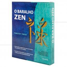 BARALHO ZEN, O (INCLUI 30 CARTAS)|TIMOTHY FREKE  -  PENSAMENTO