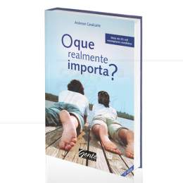 QUE REALMENTE IMPORTA?, O|ANDERSON CAVALCANTI  -  GENTE