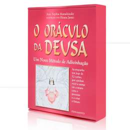 ORÁCULO DA DEUSA, O - UM NOVO MÉTODO DE ADIVINHAÇÃO (INCLUI 52 CARTAS)|AMY SOPHIA MARASHINSKY  -  PENSAMENTO
