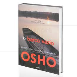 BARCO VAZIO, O - REFLEXÕES SOBRE AS HISTÓRIAS DE CHUANG TZU (INCLUI DVD)|OSHO  -  CULTRIX
