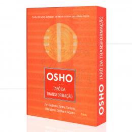OSHO - TARÔ DA TRANSFORMAÇÃO (INCLUI 60 CARTAS)|OSHO - CULTRIX