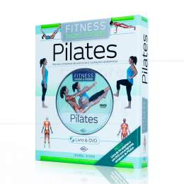 PILATES - FITNESS PASSO A PASSO (INCLUI DVD)|ISABEL EISEN  -  DCL