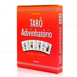 TARÔ ADIVINHATÓRIO (INCLUI 78 CARTAS)|AUTORES DIVERSOS  -  PENSAMENTO