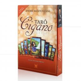TARÔ CIGANO (INCLUI 36 CARTAS)|ANDRÉ MANTOVANNI - ISIS
