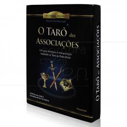 TARÔ DAS ASSOCIAÇÕES, O - GUIA INSPIRADO NO TARÔ DE RIDER-WAITE (INCLUI 78 CARTAS)|BARBARA MOORE  -  PENSAMENTO