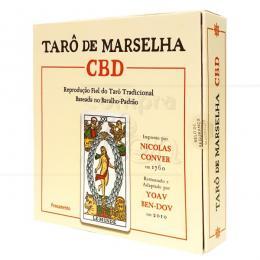 TARÔ DE MARSELHA CBD (INCLUI 79 CASTAS)|YOAV BEN-DOV - PENSAMENTO