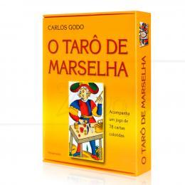 TARÔ DE MARSELHA, O (INCLUI 78 CARTAS)| CARLOS GODO  -  PENSAMENTO