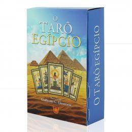 TARÔ EGÍPCIO, O (INCLUI 78 CARTAS)|GUILLERMO G. ELIZARRARÁS - ISIS