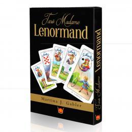 TARÔ MADAME LENORMAND (INCLUI 36 CARTAS)|MARTINA J. GABLER - ISIS