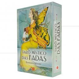 TARO MISTICO DAS FADAS (INCLUI 78 CARTAS)|BARBARA MOORE - ISIS