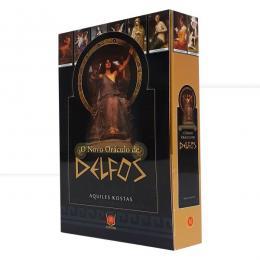 NOVO ORÁCULO DE DELFOS, O (INCLUI 78 CARTAS)|AQULIES KOSTAS - ISIS