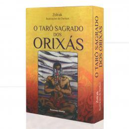 TARÔ SAGRADO DOS ORIXÁS, O (INCLUI 77 CARTAS)|ZOLRAK & DURKON - PENSAMENTO