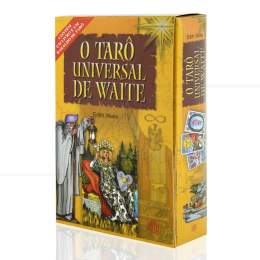 TARÔ UNIVERSAL DE WAITE, O (INCLUI 78 CARTAS)|EDITH WAITE  - ISIS