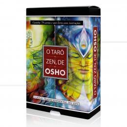 TARÔ ZEN, DE OSHO, O - O JOGO TRANSCEDENTAL DO ZEN (INCLUI 79 CARTAS)|OSHO  -  CULTRIX