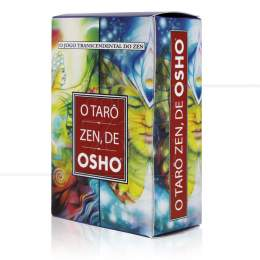TARÔ ZEN, DE OSHO, O (VERSÃO POCKET) - O JOGO TRANSCEDENTAL DO ZEN (INCLUI 79 CARTAS)|OSHO  -  CULTRIX