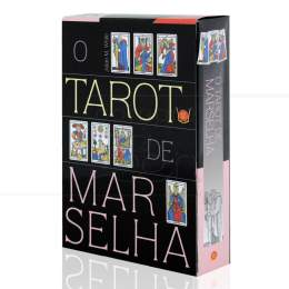 TAROT DE MARSELHA, O (INCLUI 78 CARTAS)|JULIAN M. WHITE - ISIS