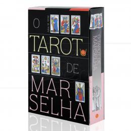 TAROT DE MARSELHA, O (INCLUI 78 CARTAS)|JULIAN M. WHITE - ISIS