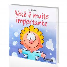 VOCÊ É MUITO IMPORTANTE|CARLA OLIVEIRA  -  FUNDAMENTO