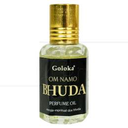 PERFUME EM ÓLEO OM NAMO BHUDA 10 ML (ENERGIA ESPIRITUAL DOS BUDAS)|GOLOKA - ÍNDIA