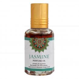 PERFUME EM ÓLEO JASMINE 10 ML (ENERGIA DE EQUILÍBRIO)|GOLOKA - ÍNDIA