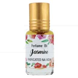 PERFUME NATURAL EM ÓLEO JASMINE 5 ML|SECRETS OF INDIA