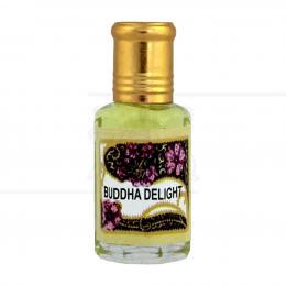 PERFUME NATURAL EM ÓLEO BUDDHA DELIGHT 10 ML|PROC. ÍNDIA