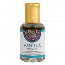 PERFUME EM ÓLEO VANILLA 10 ML (ENERGIA DE BOAS VIBRAÇÕES)|GOLOKA - ÍNDIA