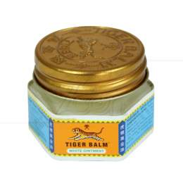 POMADA TIGER BALM WHITE 21 ML|PROC. ÍNDIA