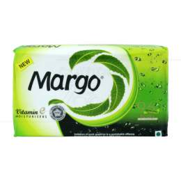 SABONETE 100% VEGETAL AYURVÉDICO MARGO NEEM SOAP|PROC. ÍNDIA