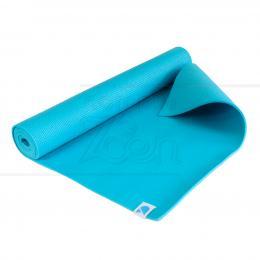 YOGA MAT EM PVC VIDA SIMPLES 3 MM AZUL 1,7 M|EKOMAT